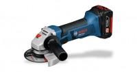 Угловая шлифмашина аккумуляторная Bosch GWS 18 V-LI Professional
